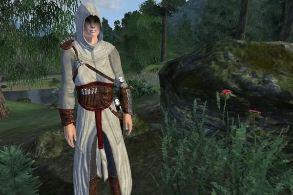 AC Gear for Exnem – white heavy variant