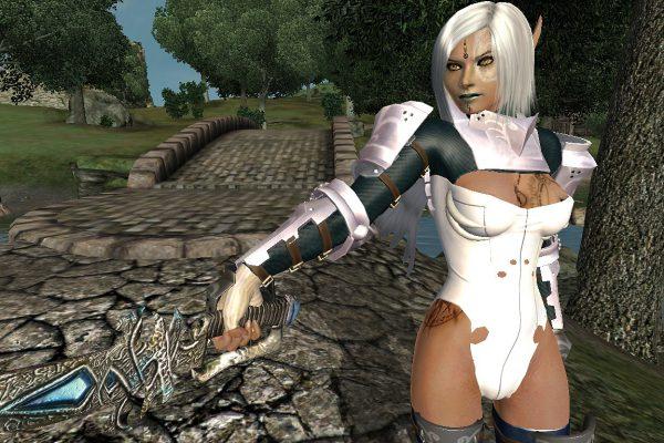 Ancient Elven Sorceress – Ren head version