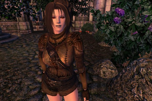 Ancient Elven Sorceress – no tattoos version