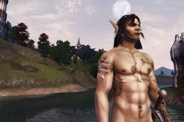 Ancient Elven Sorcerer 01