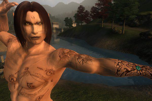 Ancient Elven Sorcerer 02