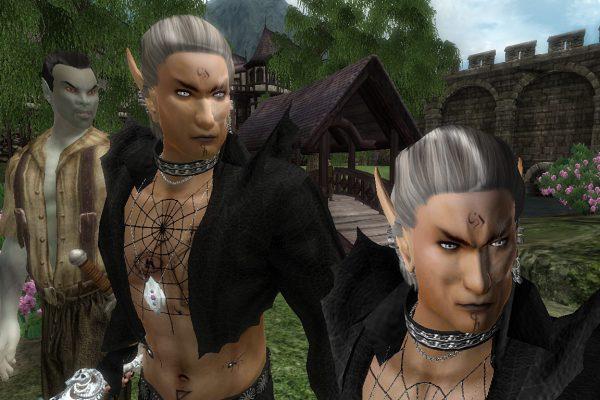 Ancient Elven Sorcerer 03