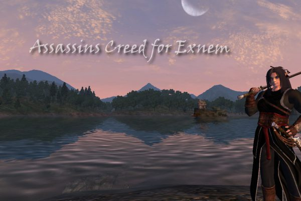 Assassin's Creed for Exnem – wallpaper