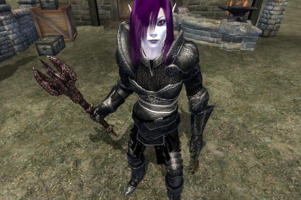 The legenary archer – armor