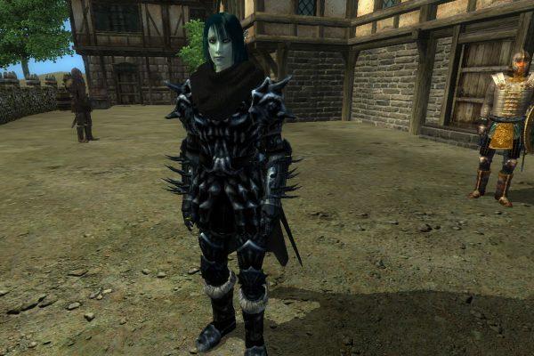 Black Madness Armor