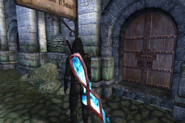 Fierce Deity's Sword Revised 03