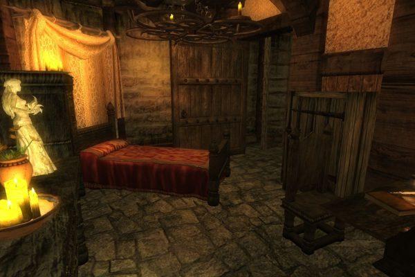 Hidden Hideout – Bed-room