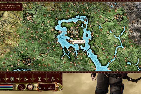 Hidden Hideout – Map marker