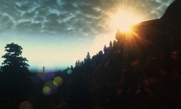 Luminous Sky ENB – All Natural Version