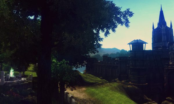 Luminous Sky ENB – scenic shot