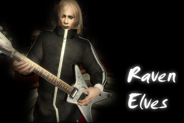 Raven Elves – male