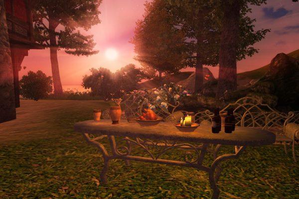The Island House – new Garden v1.1