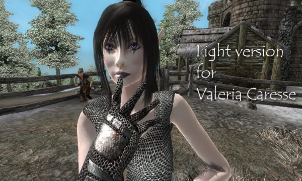 Valeria Caresse – Raven Elves light version