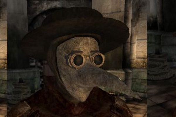Plague Doctor – masks