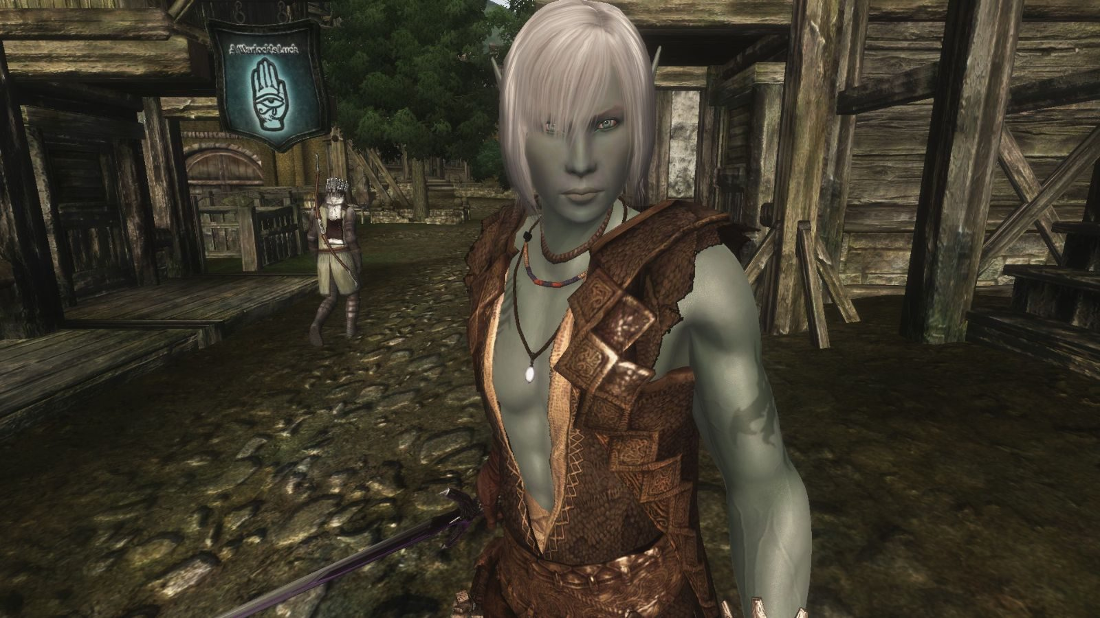 Zeledin – Level 1 Lineage II Dark Elf
