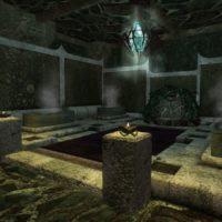 Sanctuary – bathing room