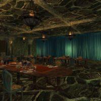 Sanctuary – dining room