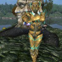 Itarkra's armor – final