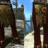 Illidan's pants with more detailed textures