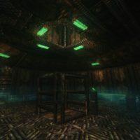 Itarkra's laboratory