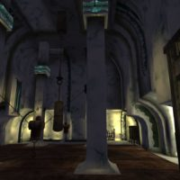 Itarkra's Palace – Guards' Training Room