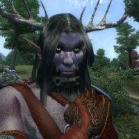 Daemona Druida (druid variant)