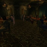 DiningRoom v1.2 – texture resolution test