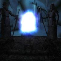 Dwemer Portal (early version)