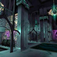 Itarkra's Palace – Guards' Sleeping Area