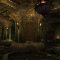 Sanctuary – Living Area (early version)
