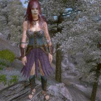 Armor of main villain Sibyll