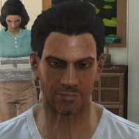 My first Fallout 4 character