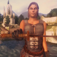 seamless chainmail armor
