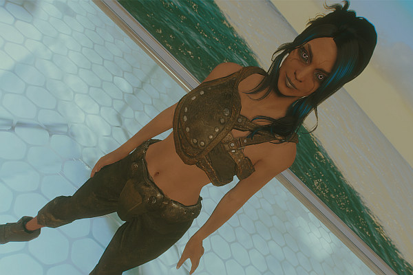 Robotic Leather – female 1